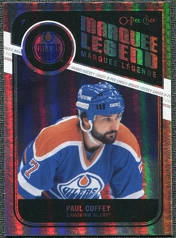 2011/12 Upper Deck O-Pee-Chee Rainbow #534 Paul Coffey Legends
