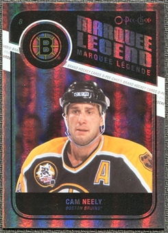 2011/12 Upper Deck O-Pee-Chee Rainbow #548 Cam Neely Legends