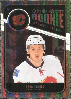 2011/12 Upper Deck O-Pee-Chee Rainbow #593 Greg Nemisz RC