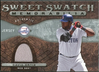 2009 Upper Deck Sweet Spot Swatches #DO David Ortiz