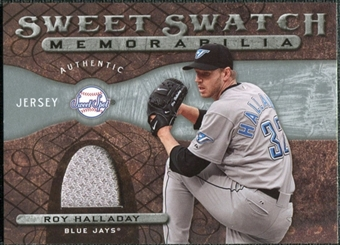 2009 Upper Deck Sweet Spot Swatches #RH Roy Halladay