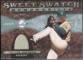 2009 Upper Deck Sweet Spot Swatches #TH Trevor Hoffman
