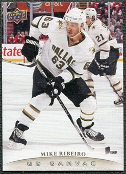 2011/12 Upper Deck Canvas #C32 Mike Ribeiro