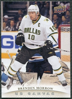 2011/12 Upper Deck Canvas #C33 Brenden Morrow