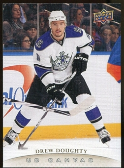 2011/12 Upper Deck Canvas #C39 Drew Doughty