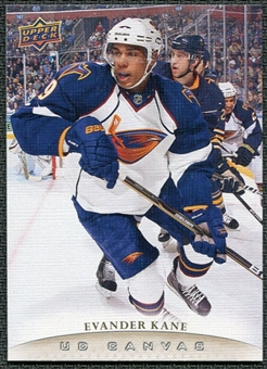 2011/12 Upper Deck Canvas #C89 Evander Kane