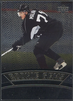 2006/07 Black Diamond #210 Evgeni Malkin Rookie