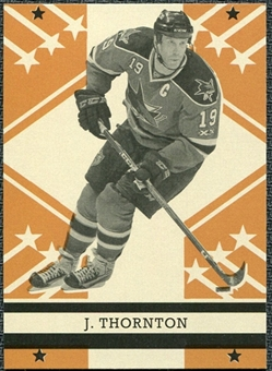 2011/12 Upper Deck O-Pee-Chee Retro #16 Joe Thornton