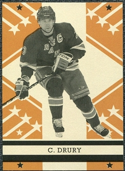 2011/12 Upper Deck O-Pee-Chee Retro #44 Chris Drury