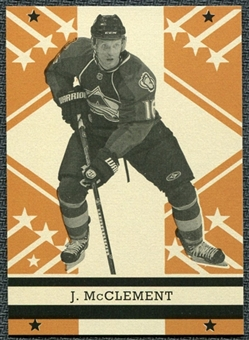 2011/12 Upper Deck O-Pee-Chee Retro #60 Jay McClement