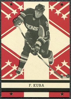 2011/12 Upper Deck O-Pee-Chee Retro #87 Filip Kuba