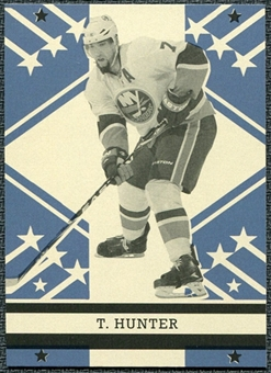 2011/12 Upper Deck O-Pee-Chee Retro #114 Trent Hunter