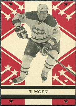 2011/12 Upper Deck O-Pee-Chee Retro #167 Travis Moen