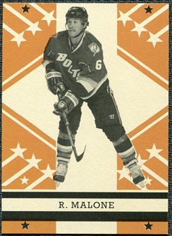 2011/12 Upper Deck O-Pee-Chee Retro #180 Ryan Malone