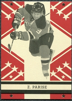 2011/12 Upper Deck O-Pee-Chee Retro #195 Zach Parise