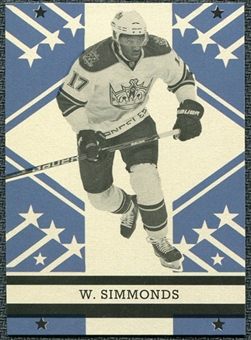 2011/12 Upper Deck O-Pee-Chee Retro #218 Wayne Simmonds