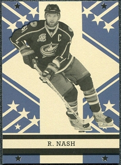 2011/12 Upper Deck O-Pee-Chee Retro #250 Rick Nash