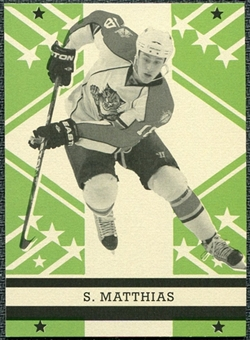 2011/12 Upper Deck O-Pee-Chee Retro #265 Shawn Matthias