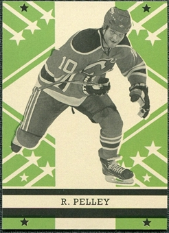 2011/12 Upper Deck O-Pee-Chee Retro #337 Rod Pelley