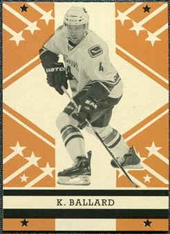 2011/12 Upper Deck O-Pee-Chee Retro #356 Keith Ballard