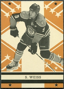 2011/12 Upper Deck O-Pee-Chee Retro #384 Stephen Weiss