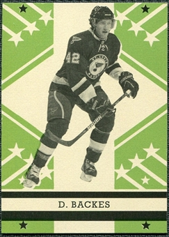 2011/12 Upper Deck O-Pee-Chee Retro #385 David Backes