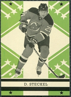 2011/12 Upper Deck O-Pee-Chee Retro #389 David Steckel