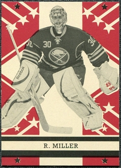 2011/12 Upper Deck O-Pee-Chee Retro #407 Ryan Miller