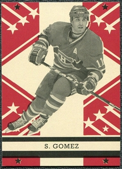 2011/12 Upper Deck O-Pee-Chee Retro #427 Scott Gomez