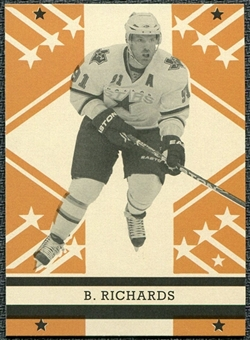 2011/12 Upper Deck O-Pee-Chee Retro #432 Brad Richards