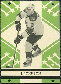 2011/12 Upper Deck O-Pee-Chee Retro #433 Jack Johnson