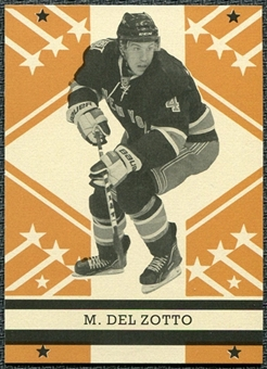 2011/12 Upper Deck O-Pee-Chee Retro #440 Michael Del Zotto