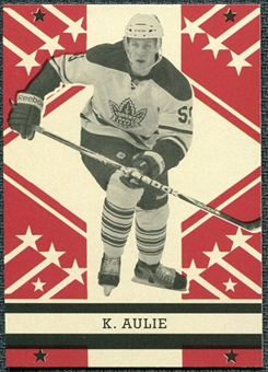 2011/12 Upper Deck O-Pee-Chee Retro #447 Keith Aulie