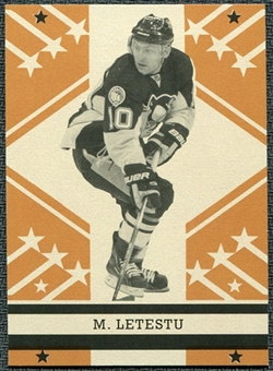 2011/12 Upper Deck O-Pee-Chee Retro #448 Mark Letestu