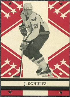 2011/12 Upper Deck O-Pee-Chee Retro #463 Jeff Schultz