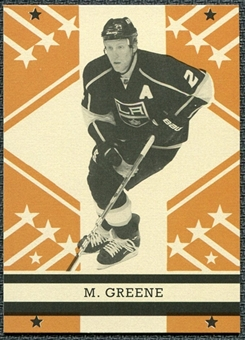 2011/12 Upper Deck O-Pee-Chee Retro #480 Matt Greene