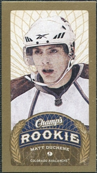 2009/10 Upper Deck Champ's Mini Red Backs #153 Matt Duchene RC