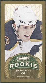 2009/10 Upper Deck Champ's Mini Green Backs #112 Byron Bitz RC
