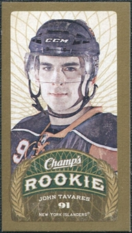 2009/10 Upper Deck Champ's Mini Green Backs #144 John Tavares RC