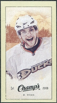 2009/10 Upper Deck Champ's Mini Green Backs #198 Bobby Ryan