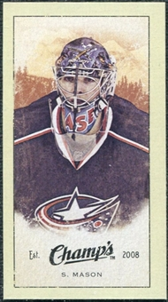 2009/10 Upper Deck Champ's Mini Green Backs #225 Steve Mason