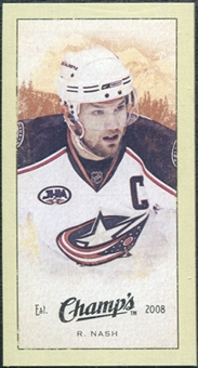 2009/10 Upper Deck Champ's Mini Green Backs #226 Rick Nash