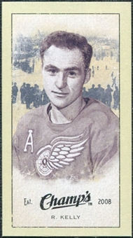 2009/10 Upper Deck Champ's Mini Green Backs #234 Red Kelly