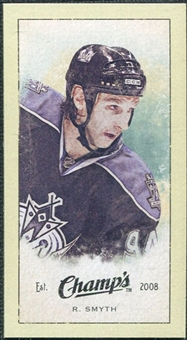 2009/10 Upper Deck Champ's Mini Green Backs #247 Ryan Smyth