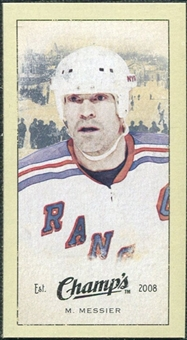 2009/10 Upper Deck Champ's Mini Green Backs #262 Mark Messier