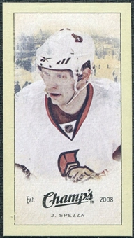 2009/10 Upper Deck Champ's Mini Green Backs #268 Jason Spezza