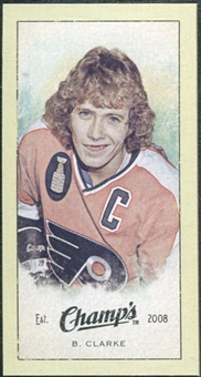 2009/10 Upper Deck Champ's Mini Green Backs #271 Bobby Clarke
