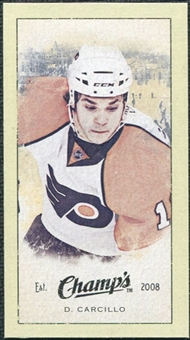 2009/10 Upper Deck Champ's Mini Green Backs #274 Daniel Carcillo