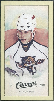 2009/10 Upper Deck Champ's Mini Green Backs #361 Nathan Horton