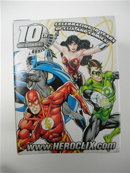 DC HeroClix 10th Anniversary Single Booster Box
